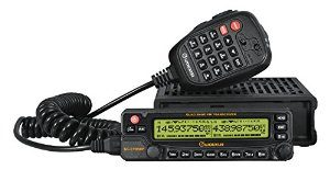 Wouxun KG-UV950P - Quad Band Mobile Radio